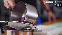 Ep. 8 - Slow Cook Beetroot Char Siu with Sweet Potato Mash and Seasonal Vegetables