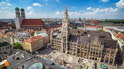 Hyatt Hotels of Munich, Vienna, Bulgaria, Belgrade, Budapest