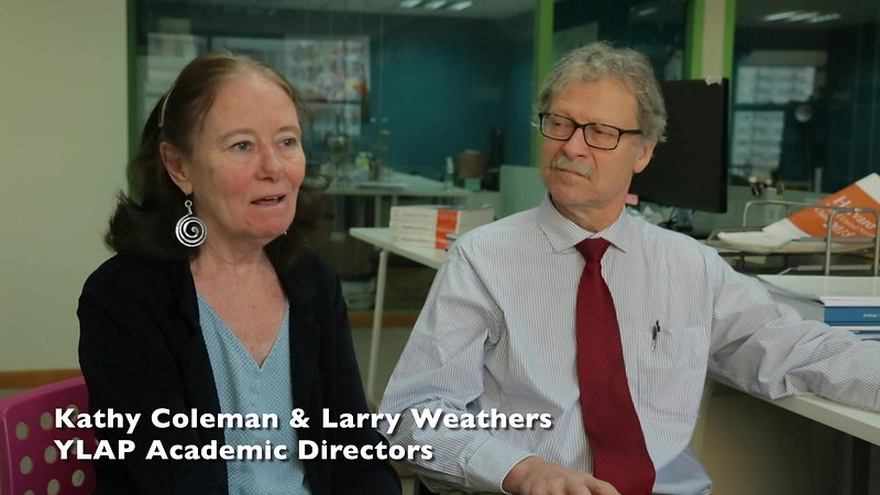 Interview with Academic Advisers