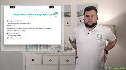 Pneumonieprophylaxe