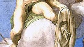 Michelangelo's Dark Night of the Soul