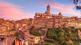 A Traveler in Italy Series - Siena: A Gothic Dream
