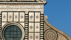 Florence's Great Monuments Series Santa Maria Novella: The Hounds of the Lord