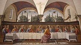 Last Suppers of Florence