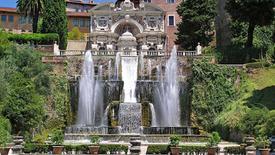 Ancient and Baroque Pleasures: Hadrian's Villa and Villa d'Este at Tivoli