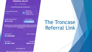 Troncase Referral Link
