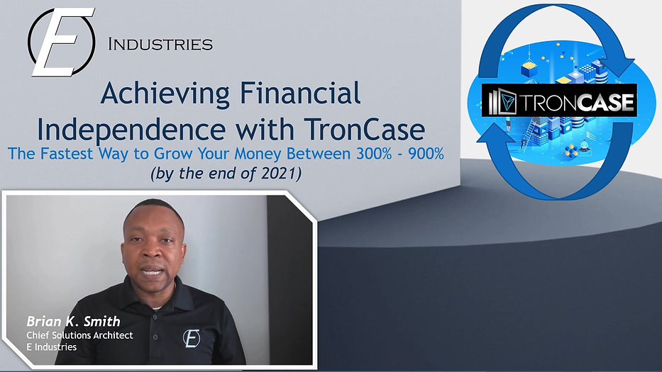 E Industries Troncase Presentation