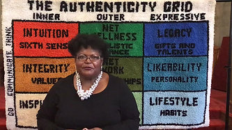Ida Marie Briggs has received mentoring and training and now shares her authenticity stories