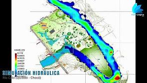Hidrológica Ingeniería S.A.S_Simulación_hidráulica