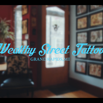 Wealthy Street Tattoo, Luxury you can Afford