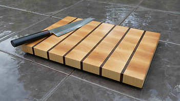 Amazing End Grain Chopping Board!