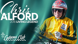 Chris Alford 2018 Legend