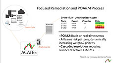 ACATEE Focused Remediation