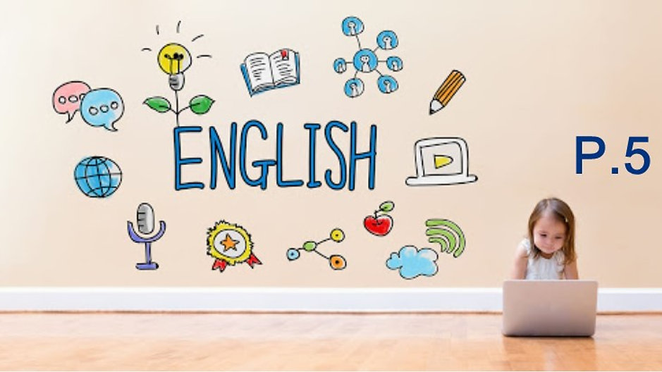 Primary English Level 5