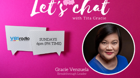 Let's Chat with Tita Gracie | Episode 3 | VIRTUAL MUSIC PERFORMANCES - A TRENDING PLATFORM AMONG ARTISTS DURING THIS TIME OF COVID 19 GLOBAL PANDEMIC