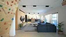 בית בתל אביב  - עיצוב סטודיו לאגום