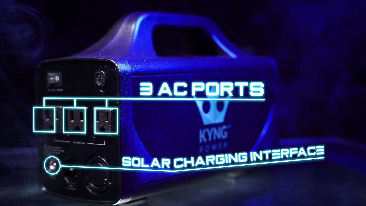 Kyng Generators