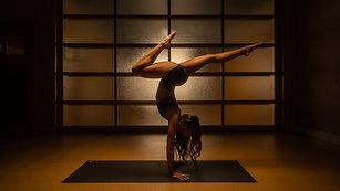 My Yoga Mentor - A Dedication