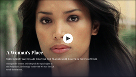 A Woman's Place: Beauty Queens Fight for Transgender Rights