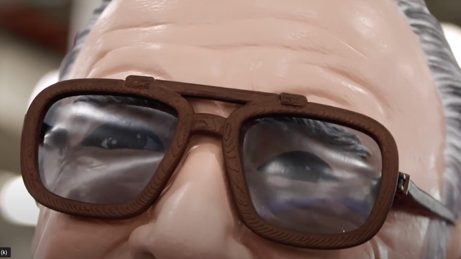 Stan Lee Product Reveal
