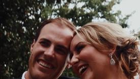 Meghan and Landon's Royal Wedding