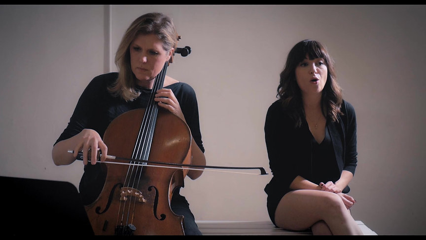In The Clear - Amy Marie Stewart with Mairi Dorman-Phaneuf