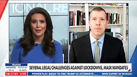 NewsMax TV - Attorney Tom Renz Calls Out Fauci & COVID Hypocrisy