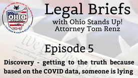 Episode 5 - Discovery - getting to the truth because based on the COVID data, someone is lying