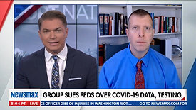 NewsMax - Attorney Tom Renz - Exposing The Lies Of COVID-19 Data