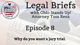 Episode 8 - Why do you want a jury trial