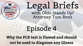 Episode 4 - Why the PCR test is flawed and should not be used to diagnose any illness