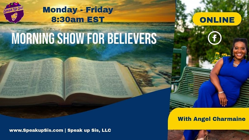 The Morning Show for Believers