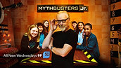 MythBusters Jr: Gravity Busting Car Trailer
