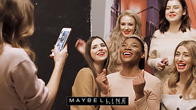 Maybelline New York. Making of Made for All