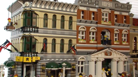 The Local Live: Behind the Scenes: The Lego Show