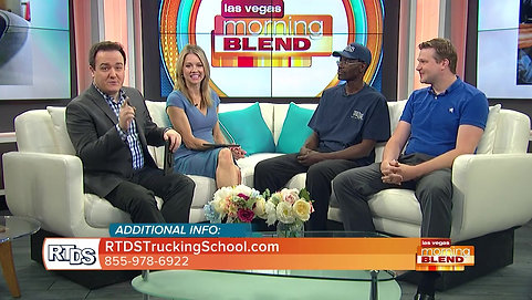 The Morning blend for RTDS