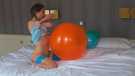 Playful Lileya