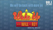 wake up with will 3/9