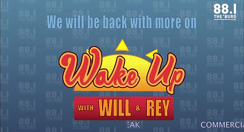 wake up with will