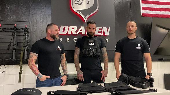 Draken Lightweigh Body Armor