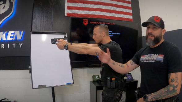 Level Pistol Level 1 Course