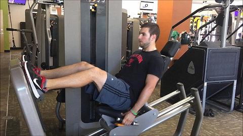 Leg Press - Machine