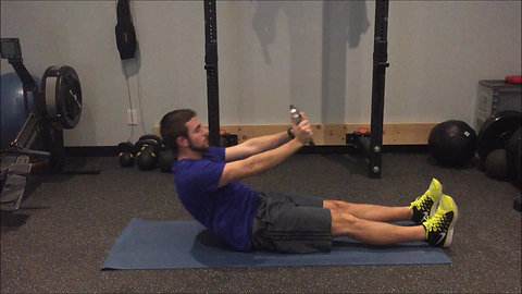 Sit Up - Straight Leg Plate