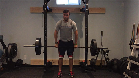 Power Clean (High Catch)