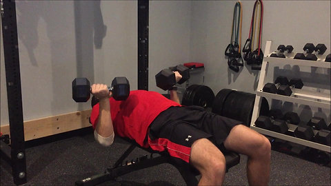 Chest Press - Supinated Grip