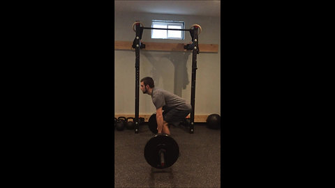 Deadlift - Barbell