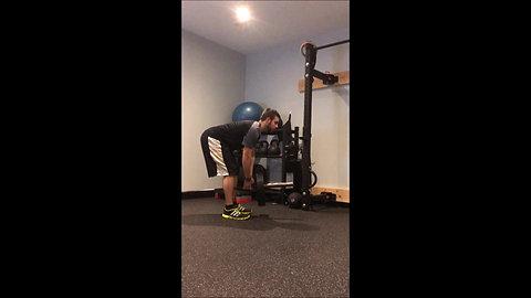Landmine Workout #1