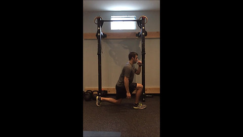 Lunge - Reverse
