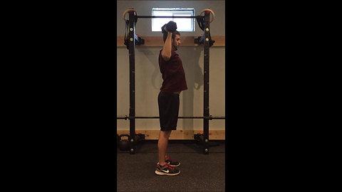 Shoulder Press - DB