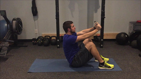 Sit Up - Plate